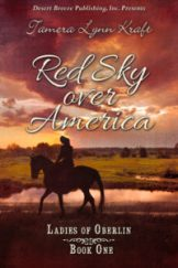 Red sky over america cover