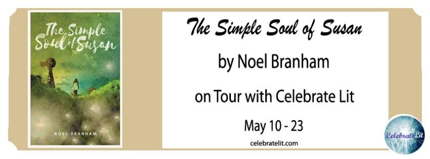 I live Authors Interview 25. Margaret Kazmierczak interviews Noel Branham author of The Simple Soul of Susan.