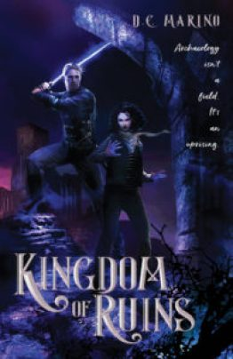 Margaret Kazmierczak reviews Kingdom of Ruins by D.C. Marino