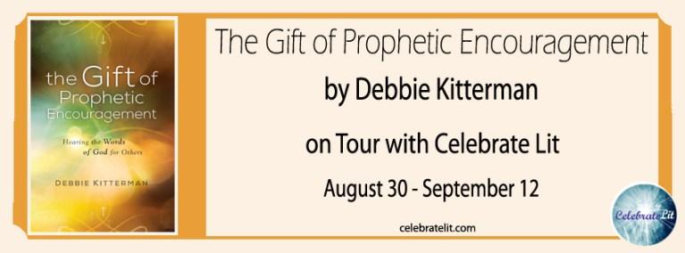 The gift of prophetic encouragement FB banner copy