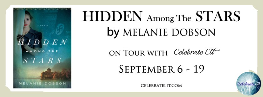 Margaret Kazmierczak reviews Hidden among the stars by Melanie Dobson