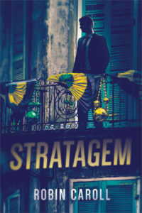Margaret Kazmierczak reviews Stratagem by Robin Caroll