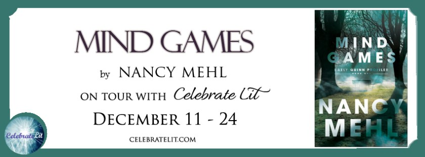 Margaret Kazmierczak reviews Mind games by Nancy Mehl