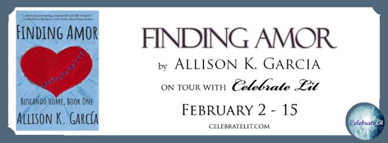 Finding Amore Facebook Banner