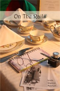 Margaret Kazmierczak spotlights On The Rails by Linda Shenton Matchett