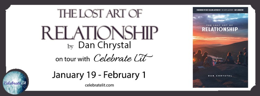The Lost Art of Relationship FB banner