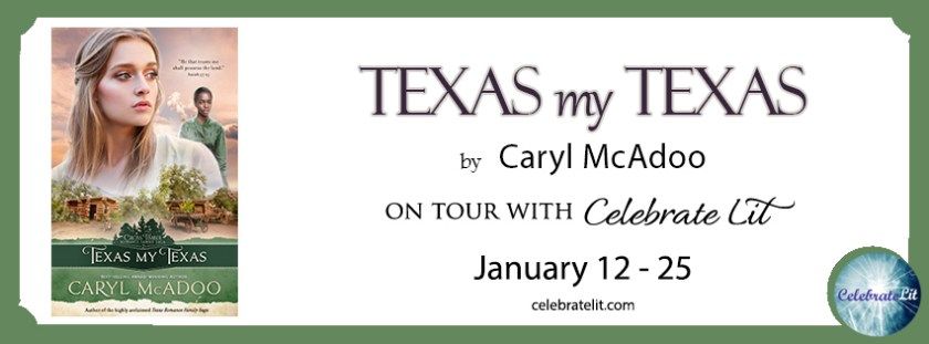 Margaret Kazmierczak reviews texas my texas by Caryl McAdoo