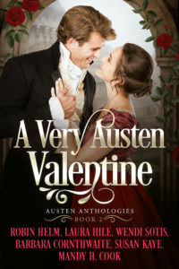 A Very Austen Valentine Book Cover