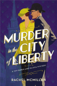 Murder in the City of Liberty Cover