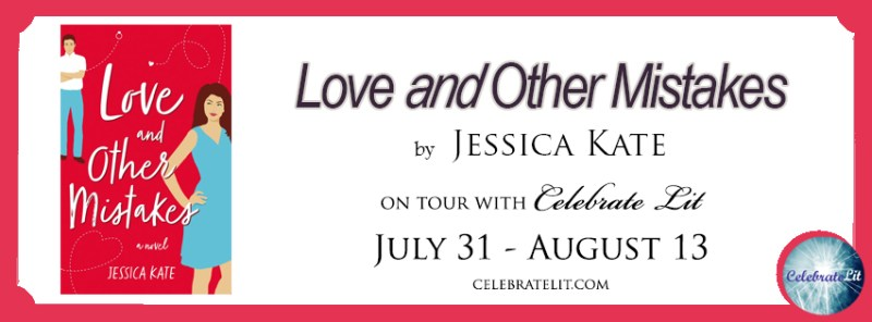 Love and other mistakes FB Banner