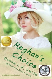Meghan's Choice COVER Finalist