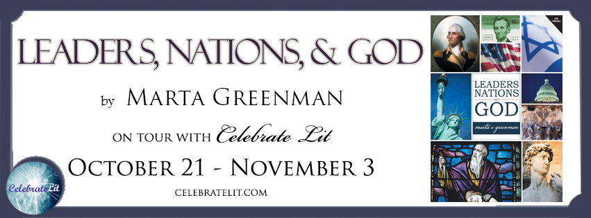 Citizenship Bible Study: Leaders nations and God Tour banner