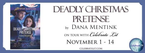Deadly Christmas Pretense FB Banner