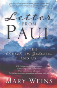 Letters from Paul, a Galatians Study Guide