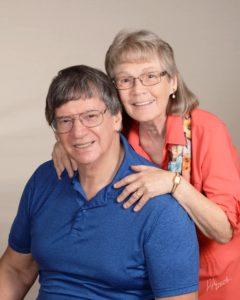 Richard and Linda Nathan