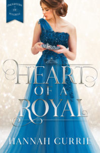 Heart of a Royal cover