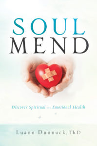 Soul Mend Cover Front