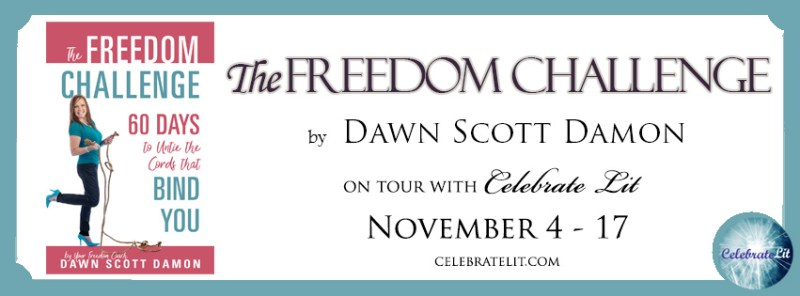 The Freedom Challenge fb Banner
