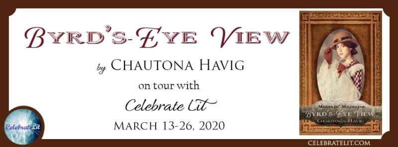 Byrd's Eye View Banner