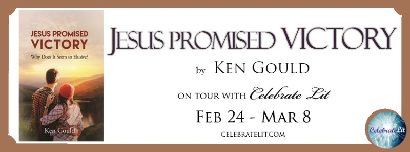 Jesus promised victory FB Banner