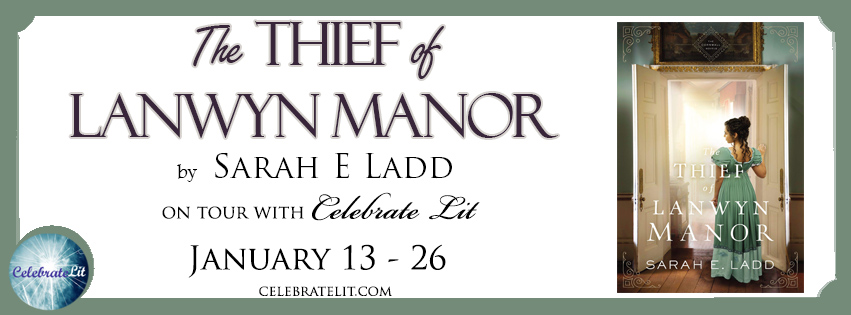 The Thief of Lanwyn Manor FB Banner