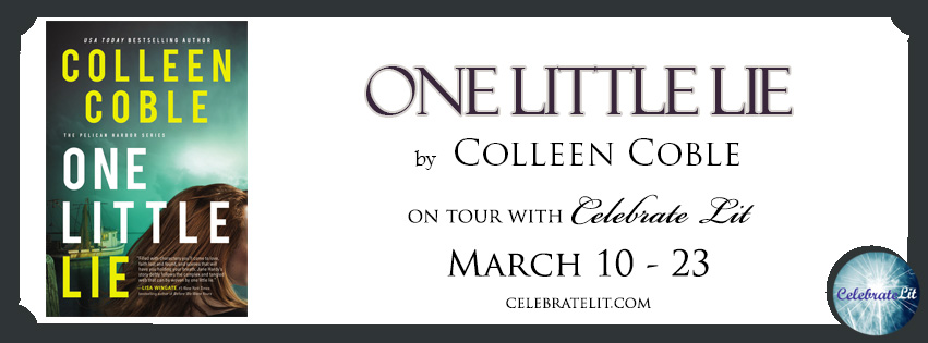 One Little Lie FB Banner