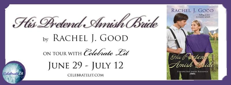 His Pretend Amish Bride FB Banner