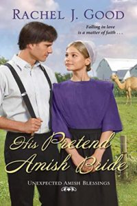 his pretend Amish bride