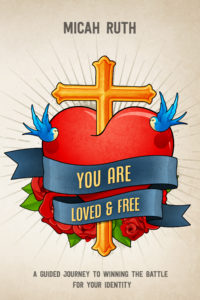 Front cover You Are Loved and Free