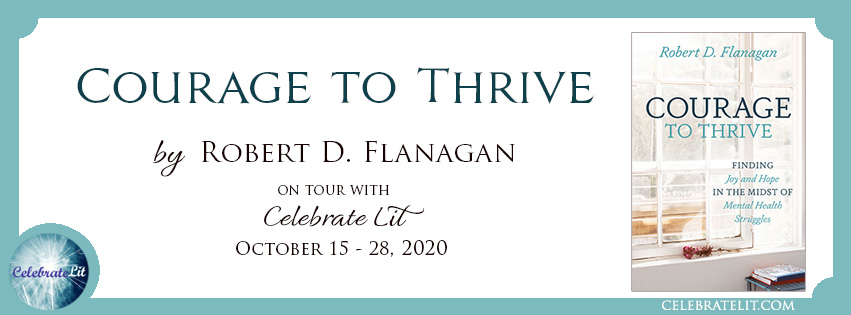 Courage to thrive banner