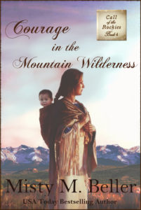 Courage in the Mountain WIlderness