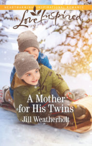 A MOTHER FOR HIS TWINS - COVER
