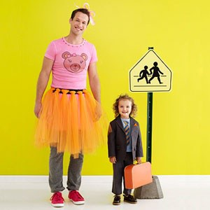 4 Best Father-Child Halloween Costumes