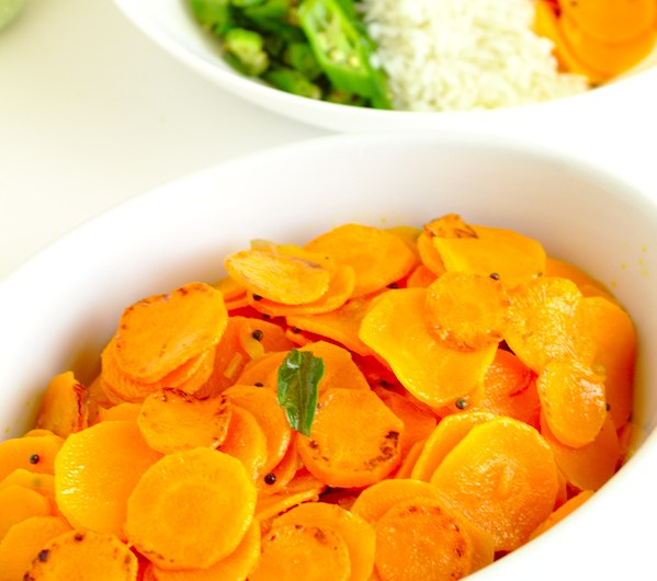 Carrot Stir-Fry Recipe