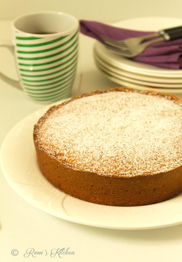 butter cake recipe