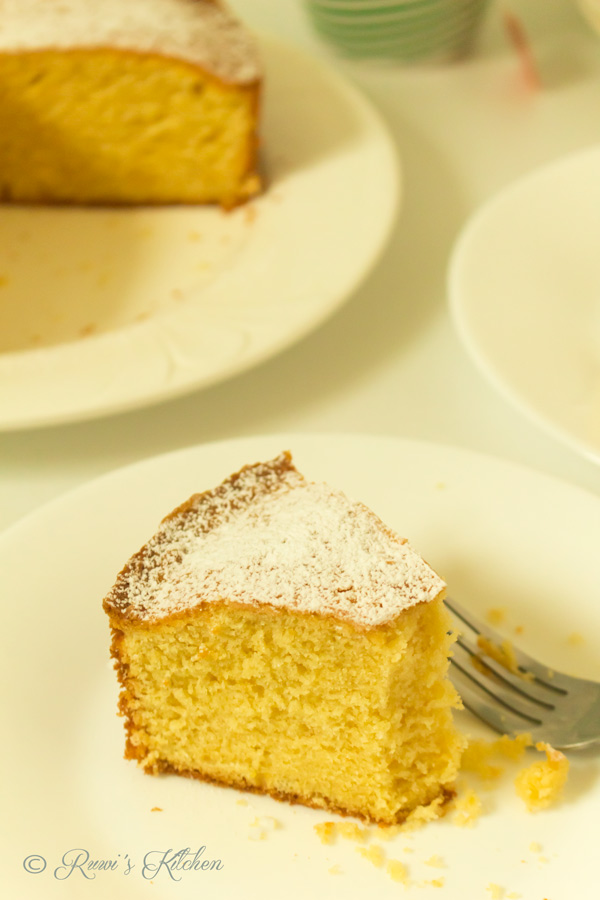 easy butter cake recipe