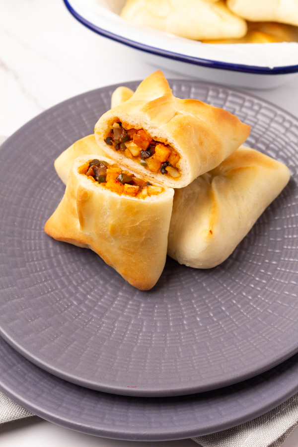 how to make paneer parcels