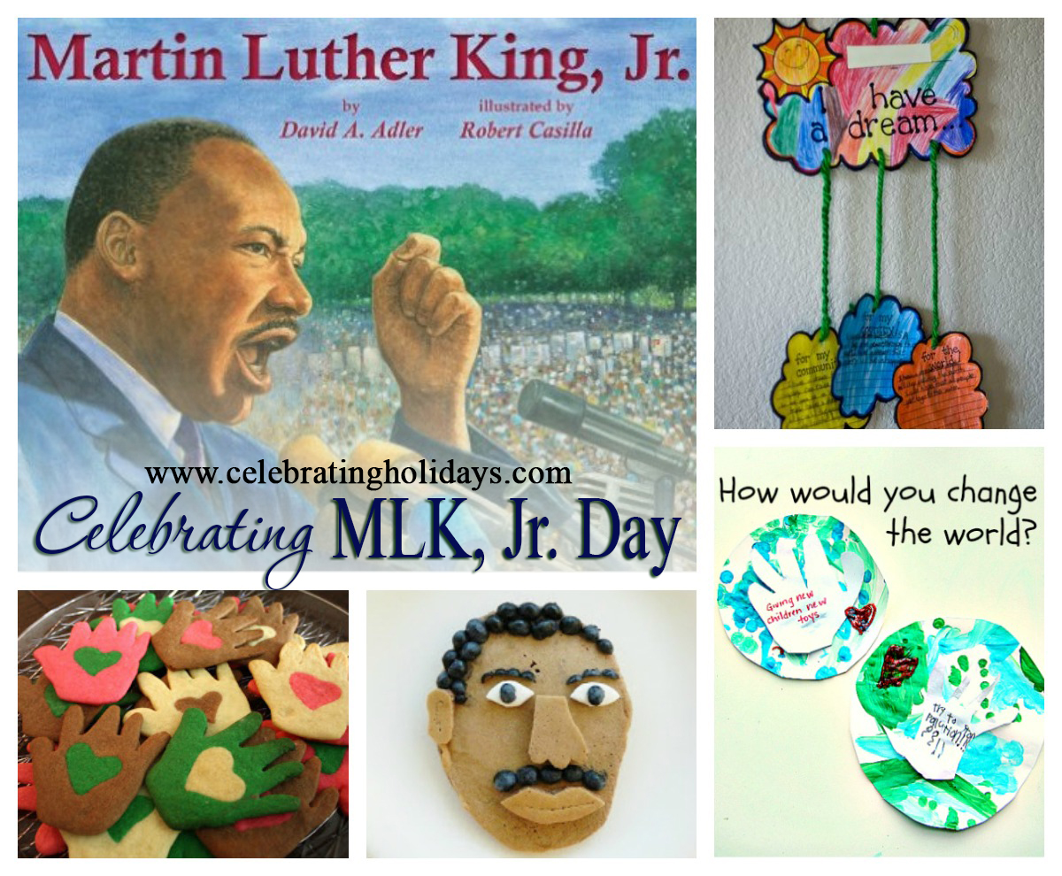 Martin Luther King Jr Day Traditions