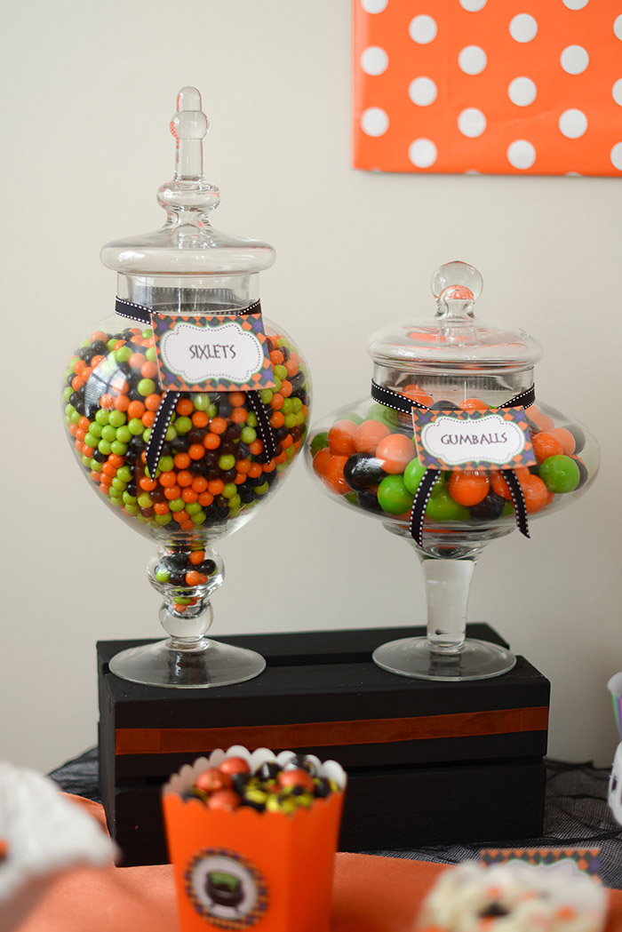 Halloween Candy and Party Ideas