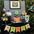 Monster Mash Halloween Bash Party Ideas
