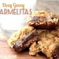 Carmelitas Bars - go gooey and delicious! | CelebrationLane.com