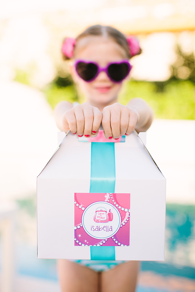 Barbie The Pearl Princess Mermaid Party Ideas