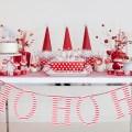 Santa Claus Christmas Party Ideas