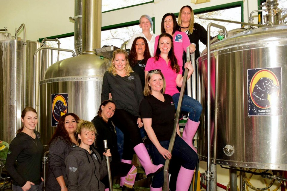 G-IRL Power — A Beer Made by Women in the Local Beer Industry