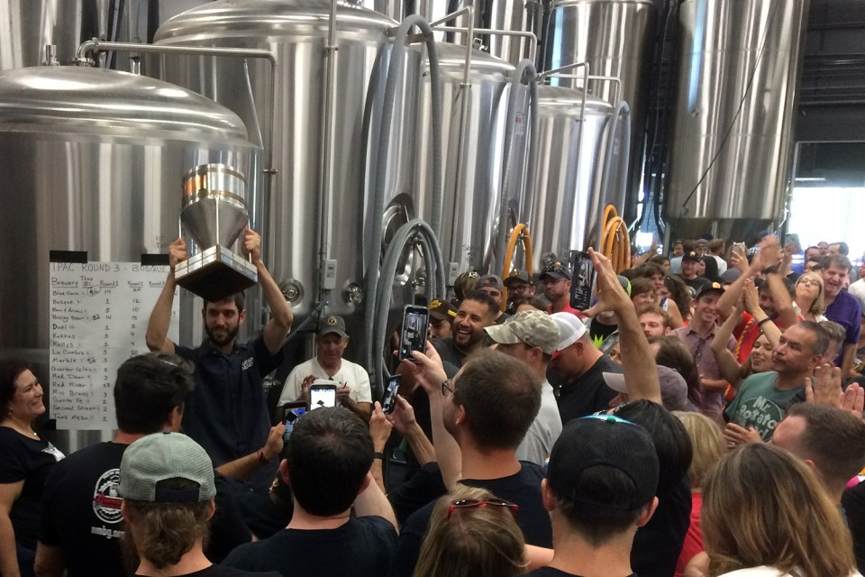 Variety is Vast at New Mexico IPA Challenge