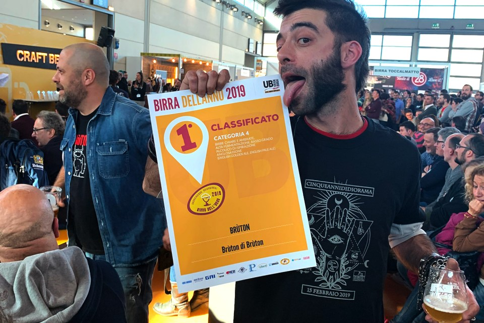 Italian Beer – We're Here-a for the Birra! Judging Beer La Dolce Vita