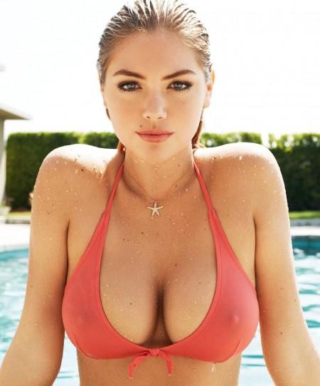 kate upton hot bikini top – Celebrific