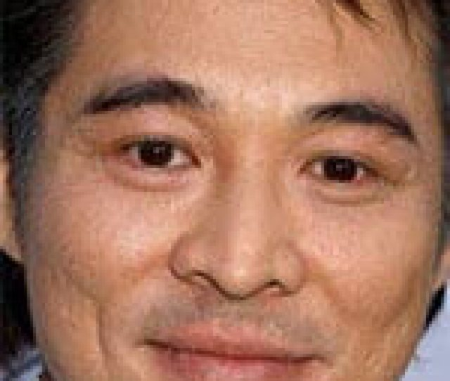 Portrait Of Jet Li