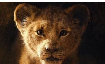 Lion King Trailer