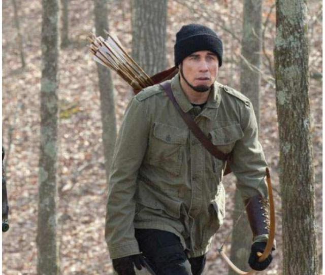 Killing Season John Travolta Jacket